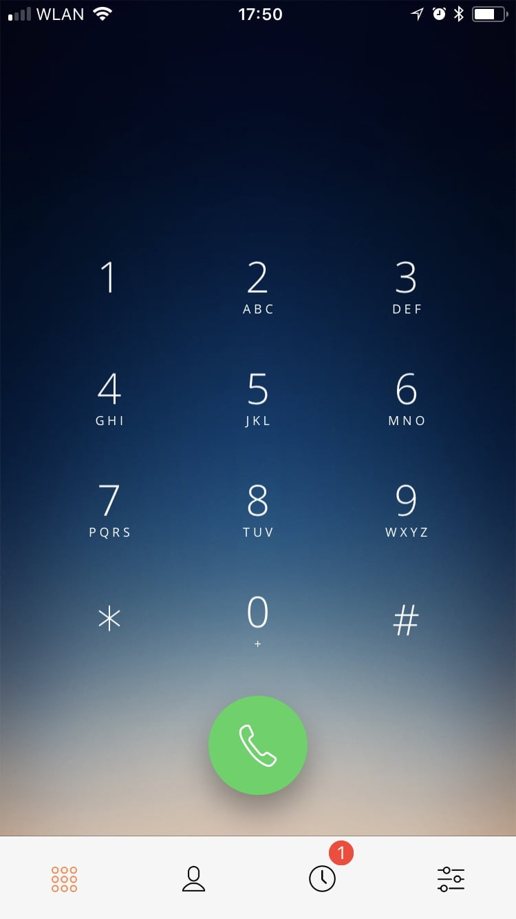 zweite handynummer