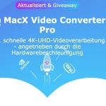MacX Video Converter Pro jetzt als Giveaway