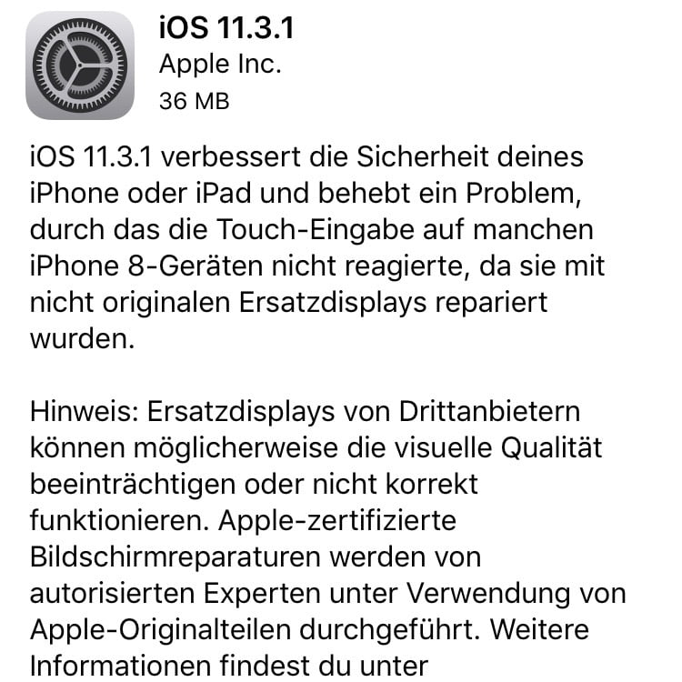 Mehr Sicherheit: Umfangreiche Updates für iOS und macOS