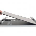 iPad 6 Teardown: Glas weiterhin separat vom Panel zu wechseln