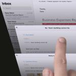 How to: Mit dem iPad mehrere eMails gleichzeitig bearbeiten