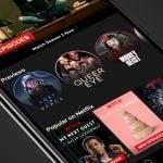 Netflix App bietet 30 Sekunden Vorschau