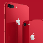 Product Red: Apple stellt rotes iPhone 8 vor