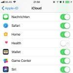 How to: Wie man iOS Nachrichten in der iCloud synchronisiert