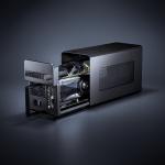 Razer Core X externes Grafikkartengehäuse mit 100 Watt Ladeleistung