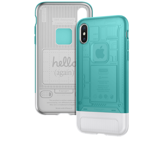 Spigen Offers Iphone X Cases In Imac G3 Design Mac Amp Egg