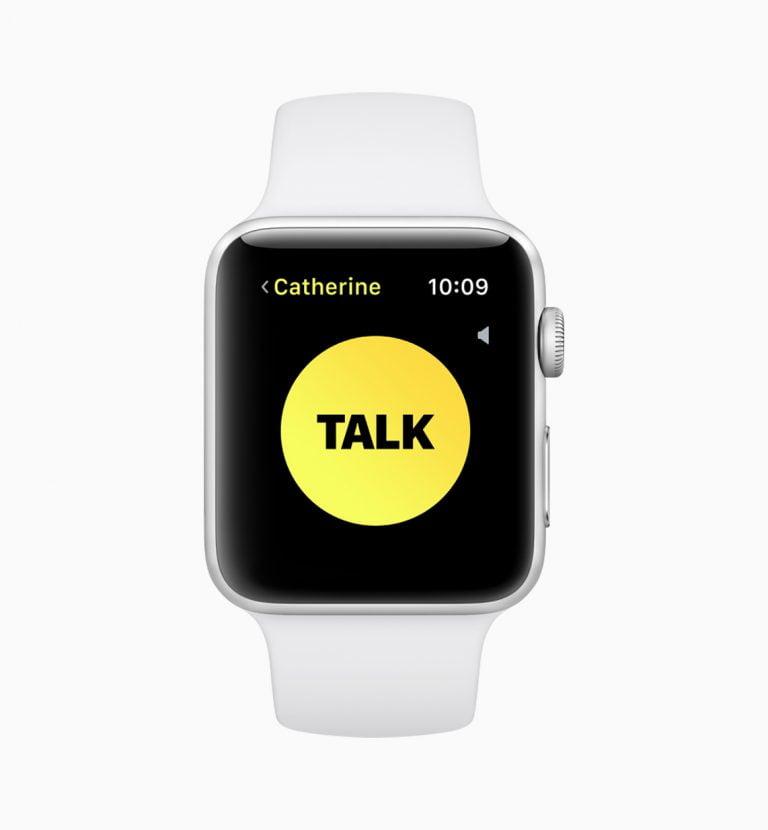 Updates: Wireless Migration für iPhone, Walkie Talkie zurück auf Apple Watch