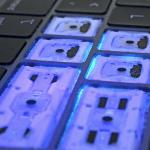 ifixit: Tastatur Teardown und Staubtest