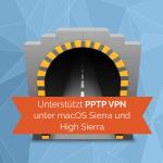 macOS: Zwei VPN Verbindungen gleichzeitig mit Split Tunneling