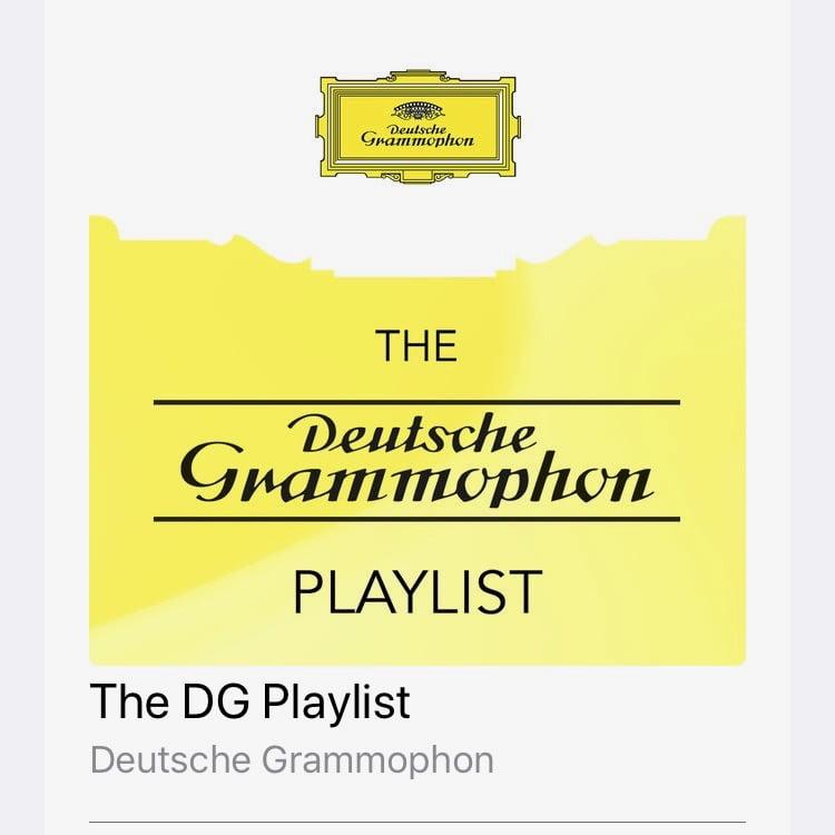 Deutsche Grammophon Playlist