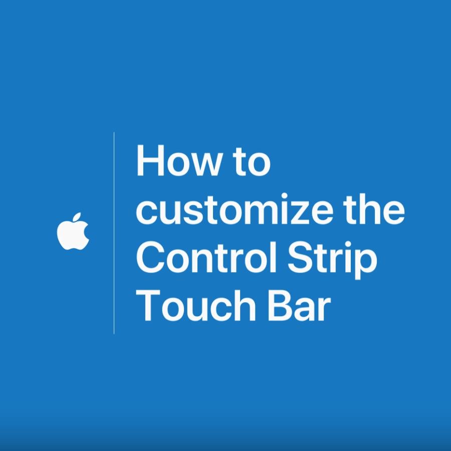 Touch Bar Tipps