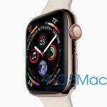 Bilder von iPhone XS und Apple Watch 4 geleaked