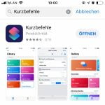 iOS 12: Wo sind die Siri Kurzbefehle/Shortcuts?