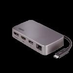 Elgato Thunderbolt 3 Dock mit doppeltem 4K Grafikausgang