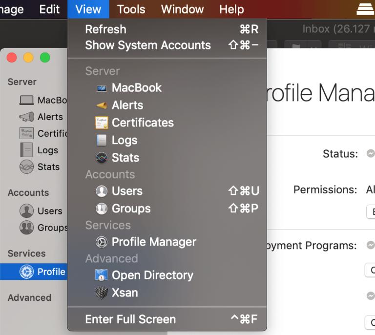 macOS Server in Version 5.7.1 für 10.14 Mojave erschienen