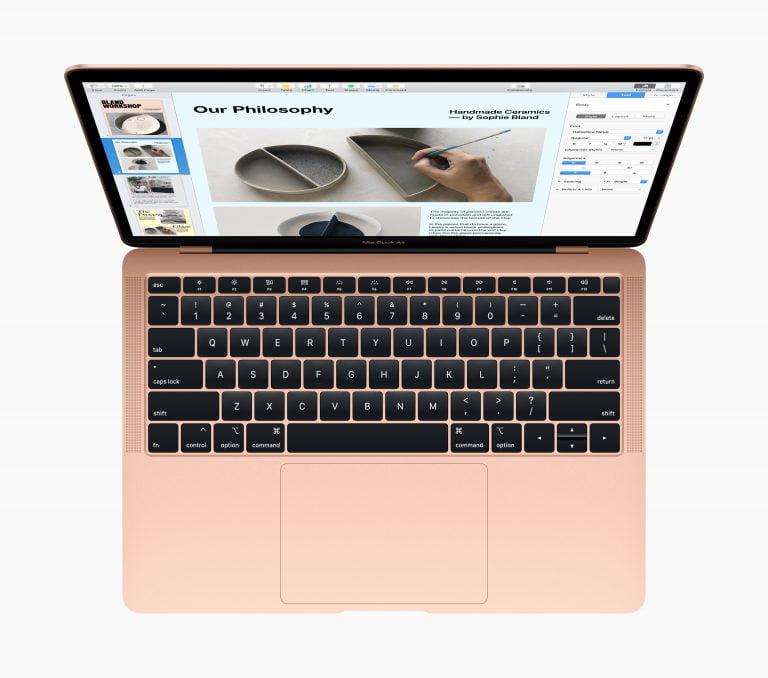 Neues MacBook Air mit Retina Display und Mac mini mit mehr Leistung