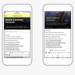 Genius Musik Datenbank und Apple Music kooperieren