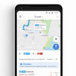 Google Maps auf iOS kann jetzt Apple Music steuern