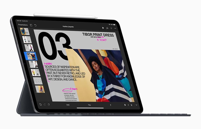 iPad Pro Smart keyboard Apple Pencil 10302018