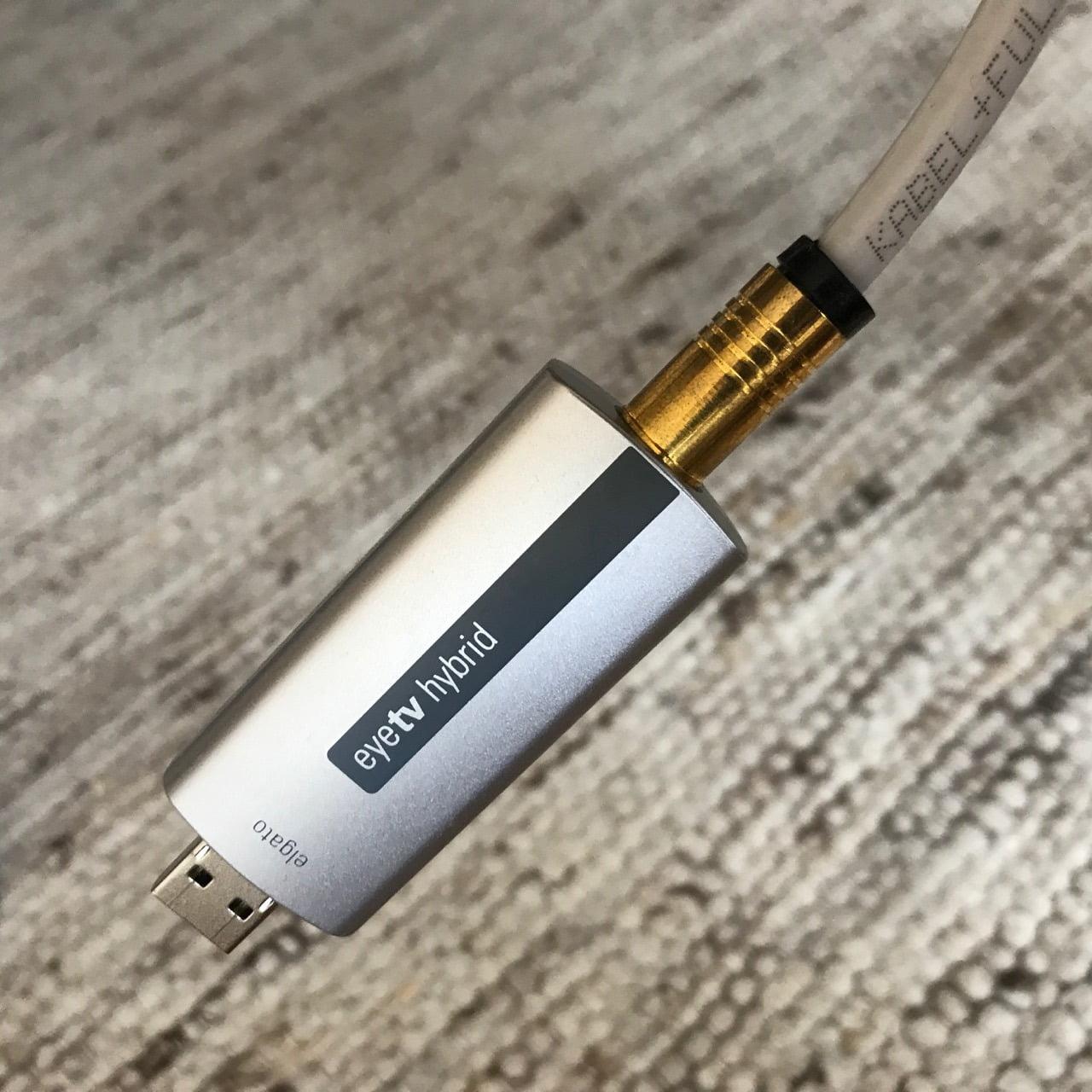 DVB C stick receiver