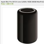 Mac mini 2018 Alternative: Ein gebrauchter Mac Pro 2013