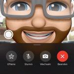 FaceTime: In iOS 12.1.1 schneller Front- und Rückkamera wechseln