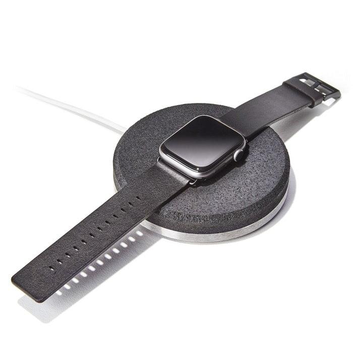Grovemade hat ein neues schönes Apple Watch Dock