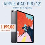 iPad Pro 12,9 mit 256 GB für 1199 Euro, MacBook Air 200 Euro günstiger