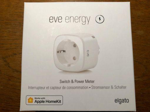 HomeKit Review: EVE Energy Smart Plug/socket tested - mac&egg