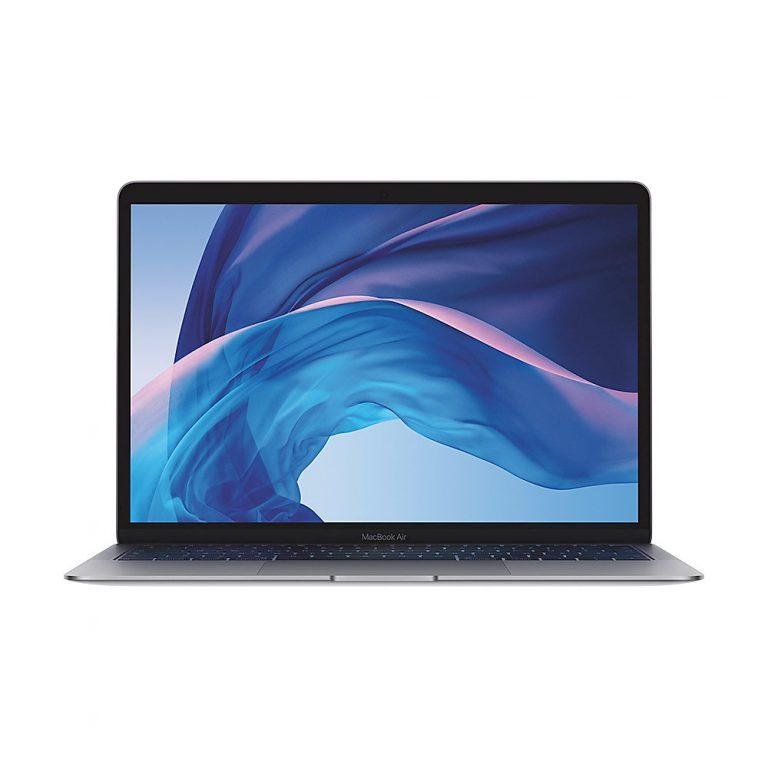 MacBook Air mit sinnvollen 256 GB Speicher für 1.419 Euro