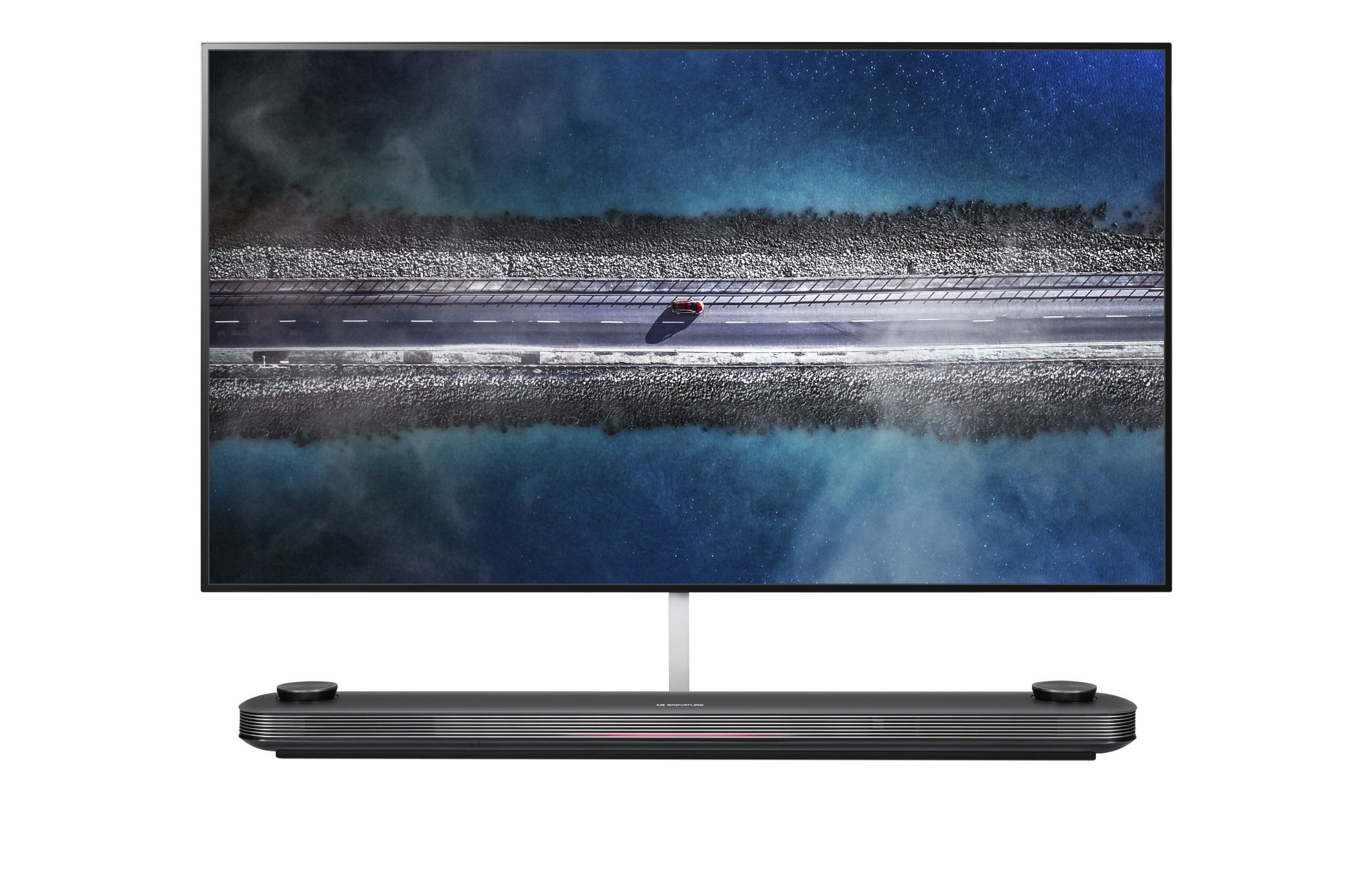 LG W9 OLED TV 02