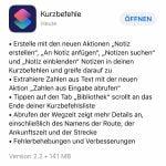 Kurzbefehle App und Apple TV Remote App aktualisiert