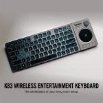 Corsair K83 Bluetooth Tastatur für den Smart TV