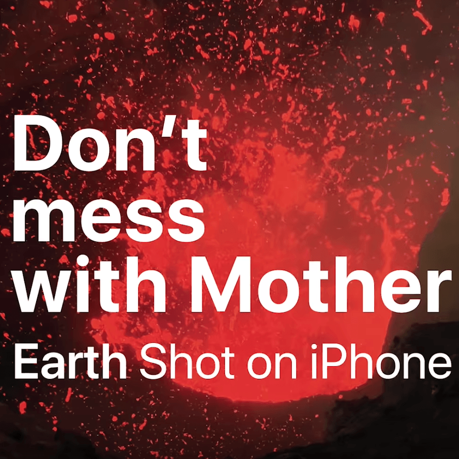 apple video dont mess with mother