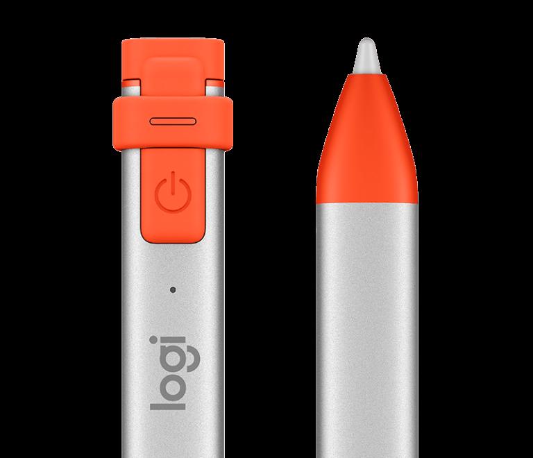 Apple Pencil Alternative für iPad und iPad Pro: Logitech Crayon