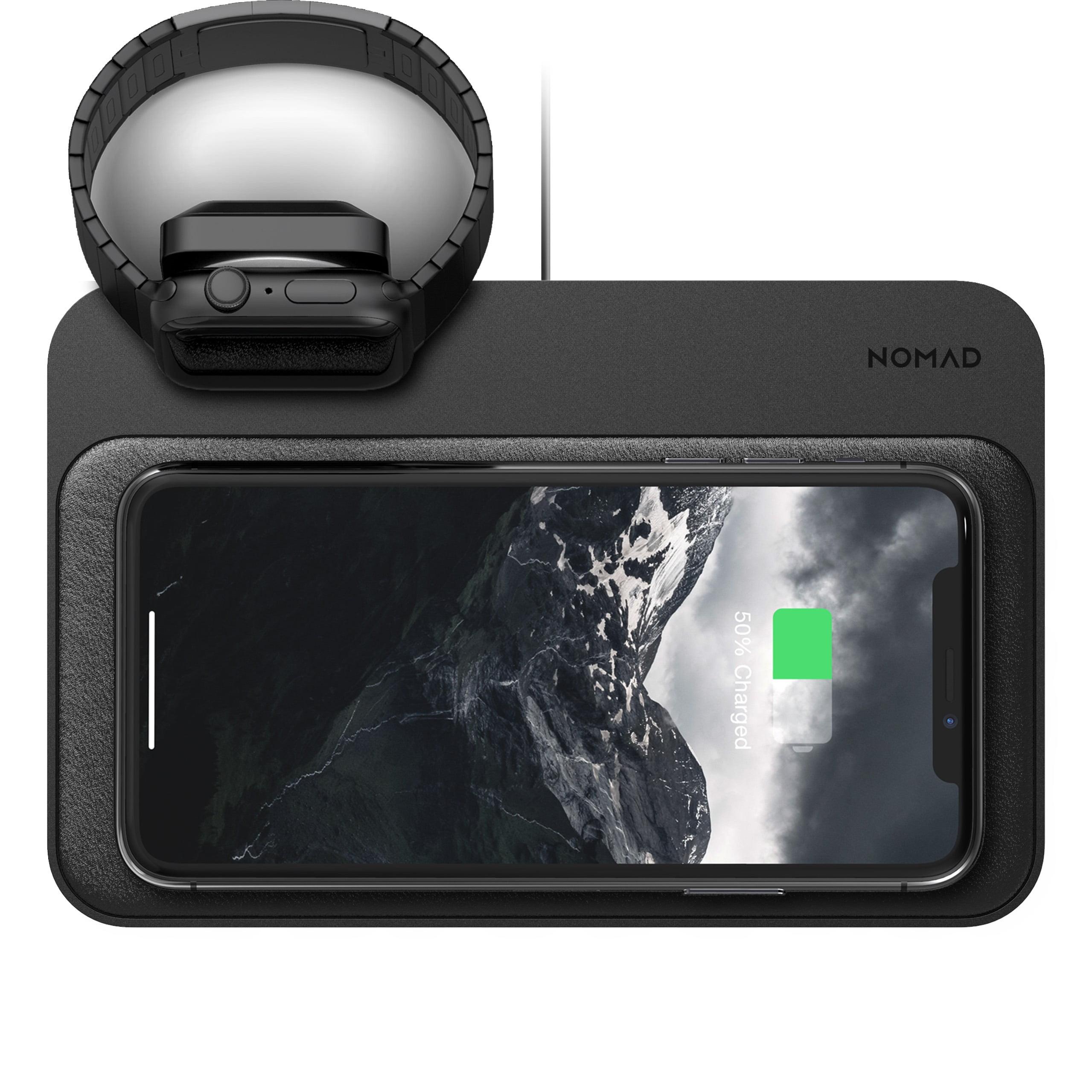 nomad wireless charging base