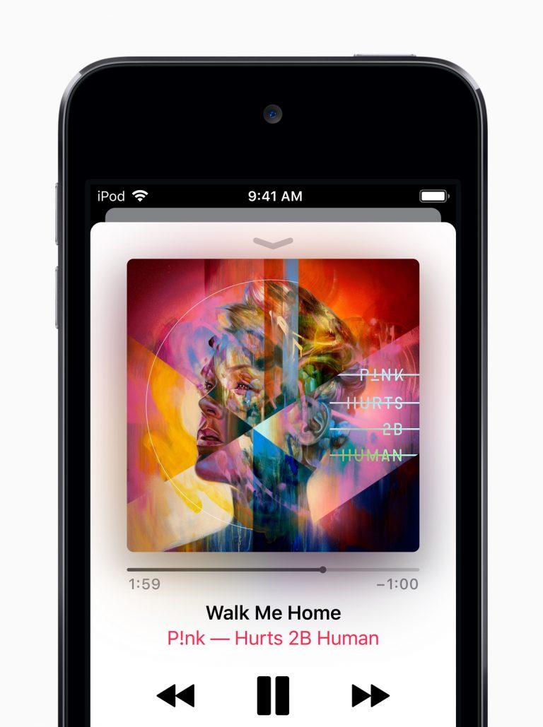 Neuer iPod touch mit 4″ Display und 3,5mm Kopfhörerbuchse