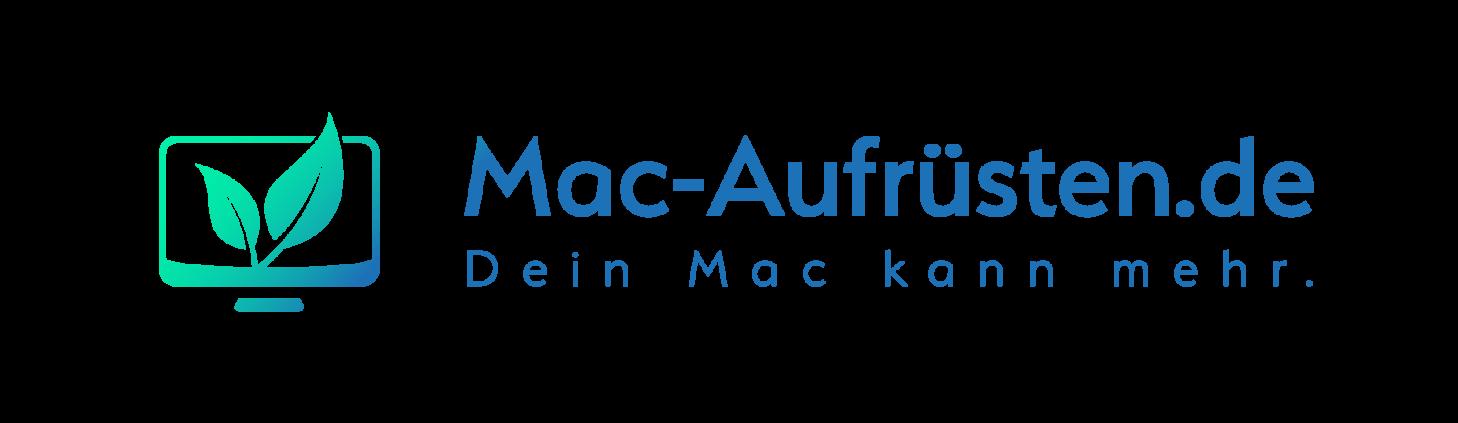 Mac-Aufrüsten Logo