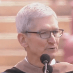Tim Cook spricht an Stanford University über Privatsphäre