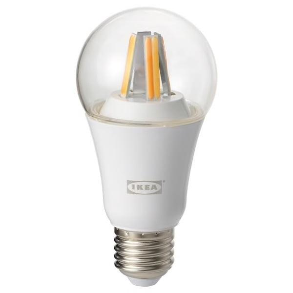 neue led lampen von ikea tradfri filament design und. Black Bedroom Furniture Sets. Home Design Ideas