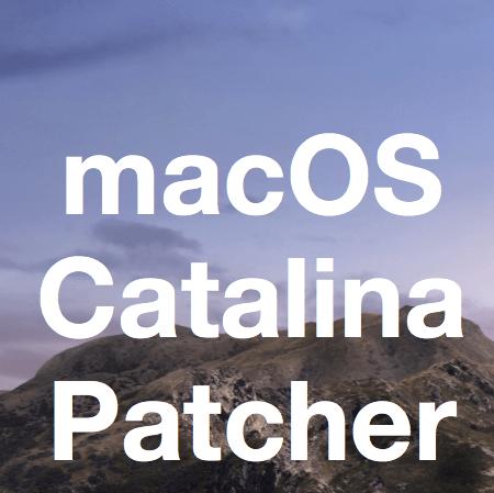 macOS Catalina Patcher: 10.15 auf alten Macs