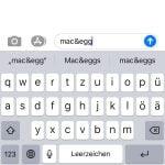 iOS 13 Tastatur beherrscht zwei Sprachen gleichzeitig