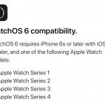 Update auf watchOS 6 setzt teils Kauf eines neuen iPhones voraus