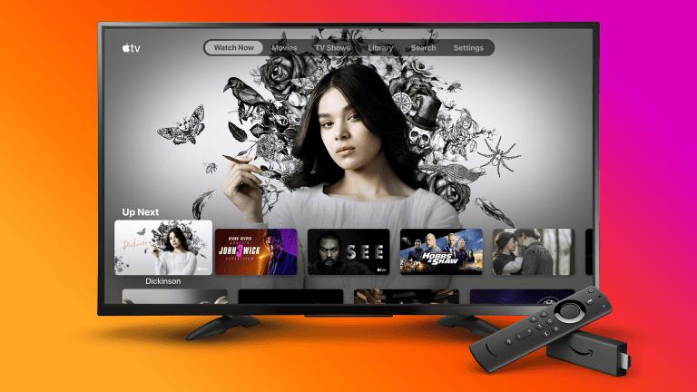 Apple TV App jetzt auf Amazons Fire TV