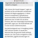 iOS 13: Doppel-Tap in Safari vergrößert Inhalt nicht mehr