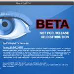 eyeTV 4 als Betaversion für macOS Catalina