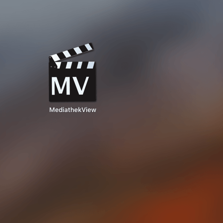 mediathekview logo