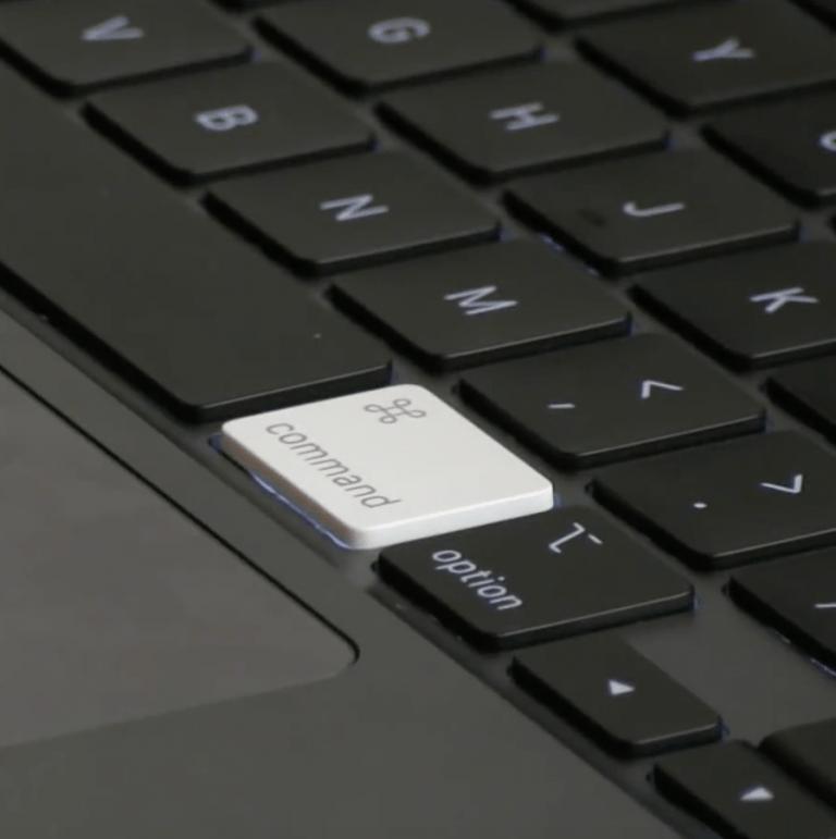 Tastaturmechnik im 16″ MacBook Pro nahezu gleich mit Magic Keyboard