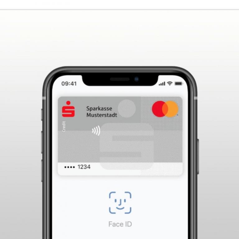 Sparkasse, Commerzbank und Norisbank starten Apple Pay