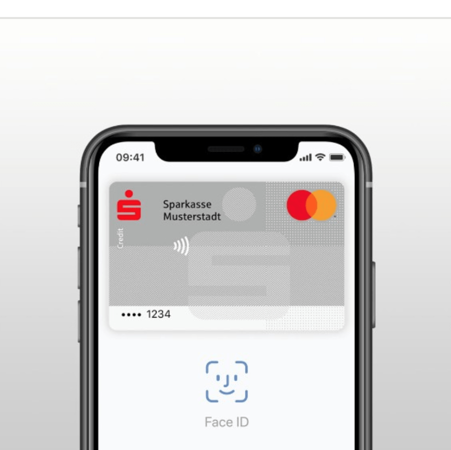 apple pay sparkasse